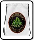Seed City Drawstring Bag