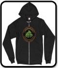 Seed City Hooded Zip Sweatshirt
